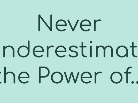7 Things You Should Never Underestimate the Power of…