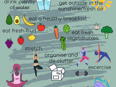 9 Healthy Daily Habits to get 2021 off to a Great Start.