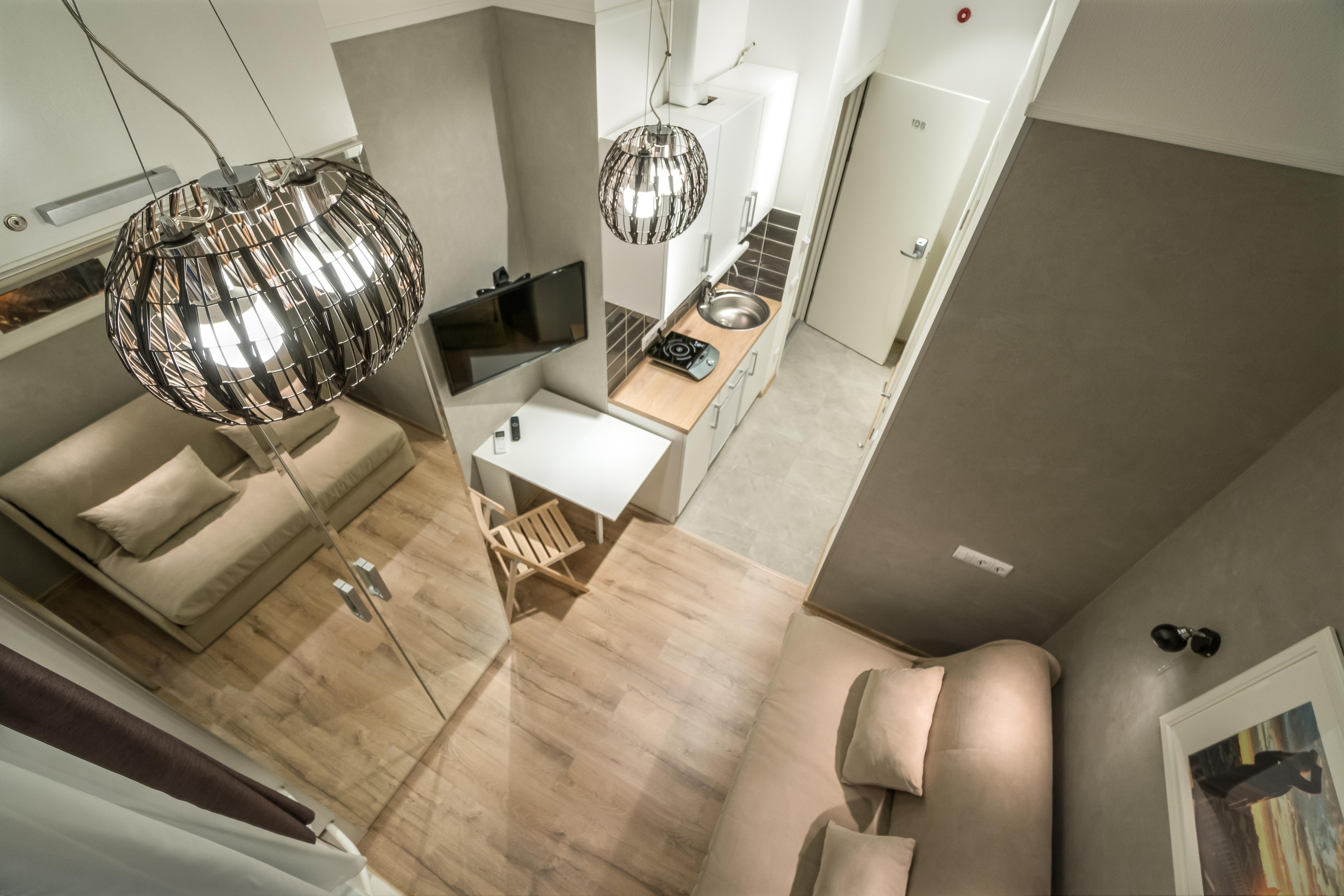 Общий вид апартамента - 106