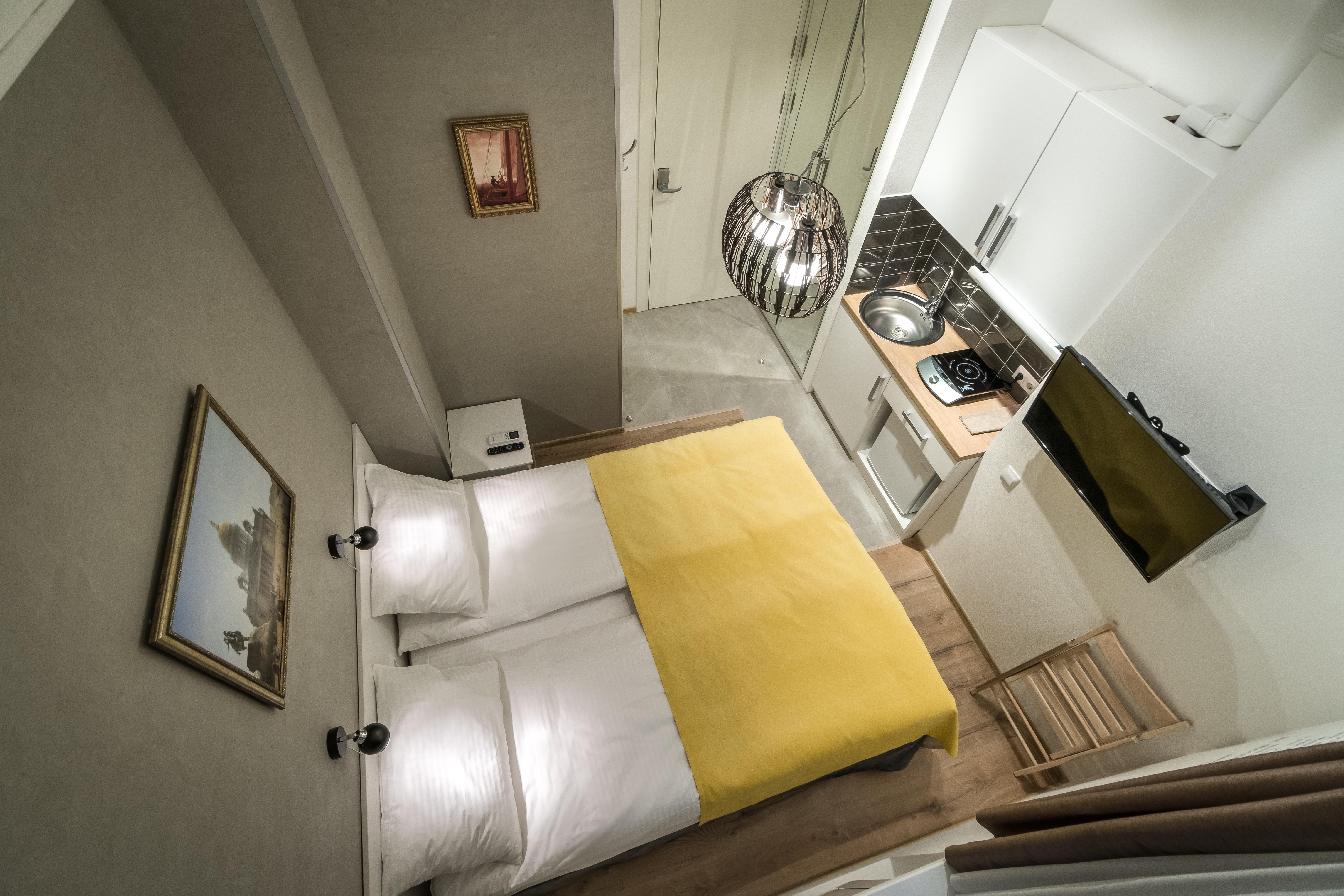 Общий вид апартамента-комфорт 105