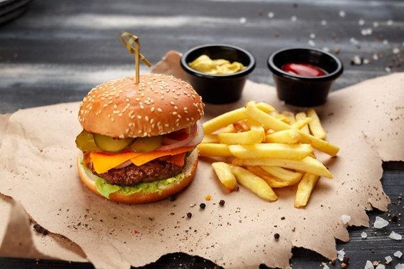 Детский бургер (Kids burger)