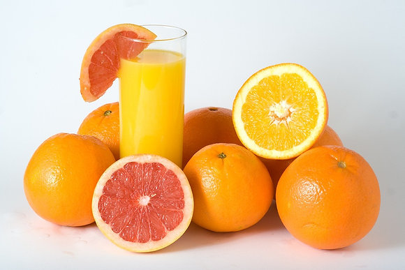 Апельсин-грейпфрут