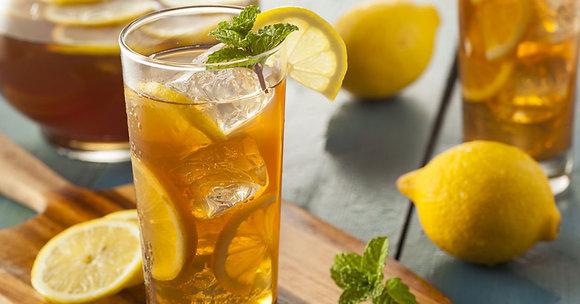 Холодный Чай с Бергамотом