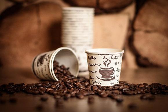 Черный кофе с собой