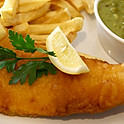 The Shipwrights Deep Fried Cod