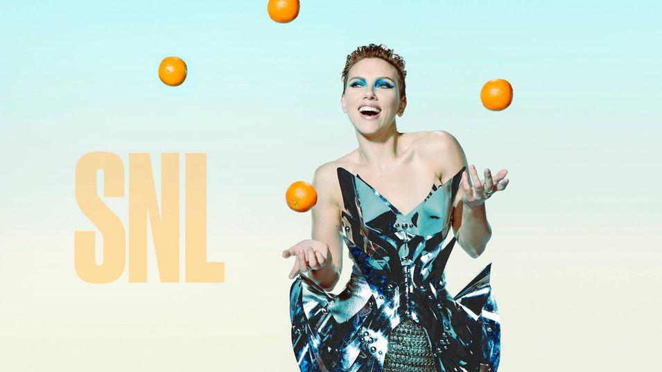 Scarlett Johansson SNL Promo