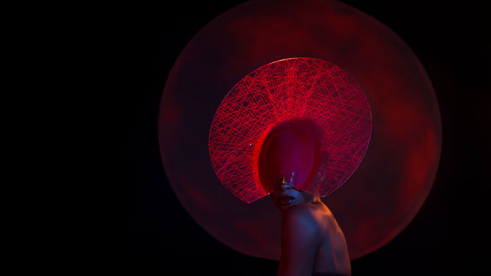 Photo: Jose Espaillat Model: Shar Tutu Makeup: Chris Sams