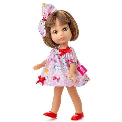 BERJUAN 1100 Papusa din vinil 22cm / Кукла виниловая 22 см