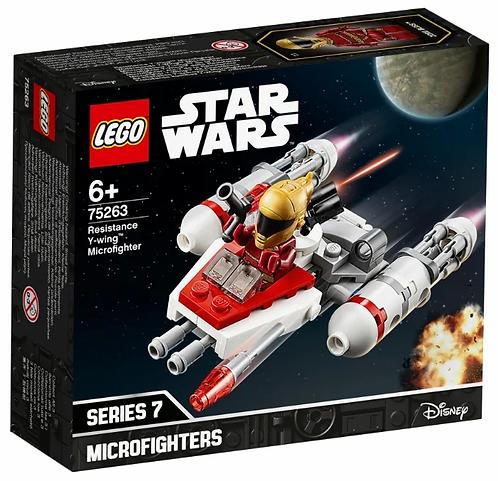 LEGO STAR WARS 75263 Microfighter Resistance Y-wing / Микрофайтеры Истребитель