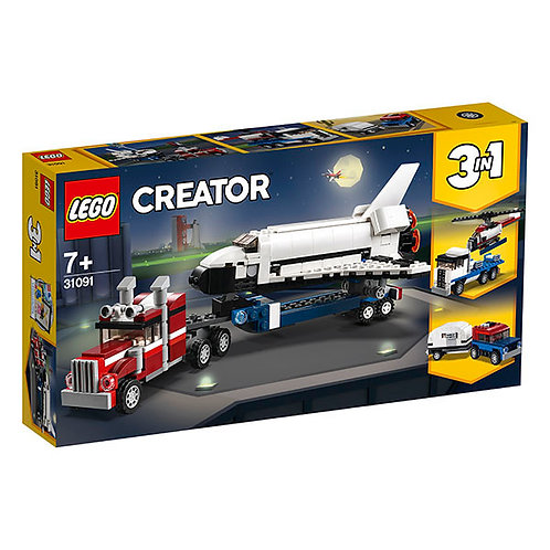 LEGO CREATOR 31091 Транспортировщик шаттлов / Transportorul navetei spatiale