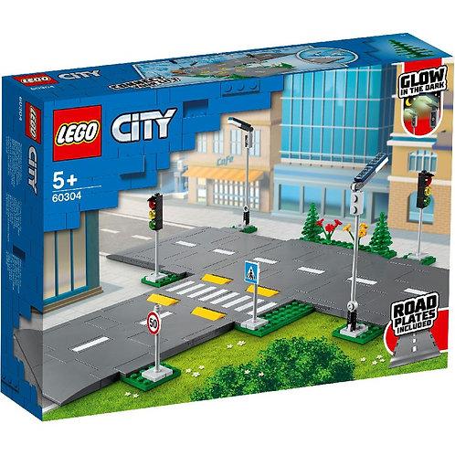 LEGO CITY 60304 Drum / Дорога