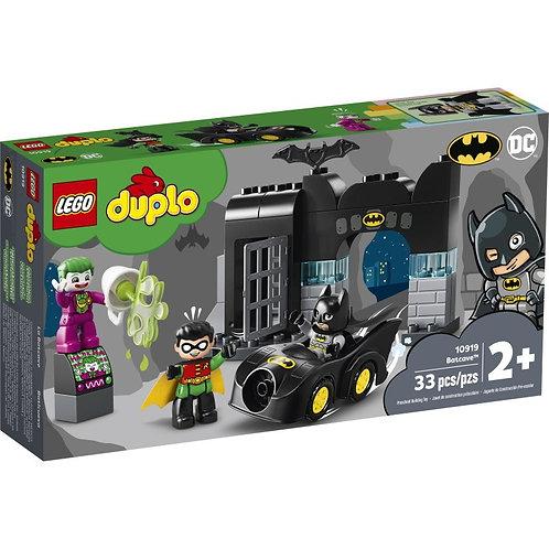 LEGO DUPLO 10919 Batcave / Бэтпещера