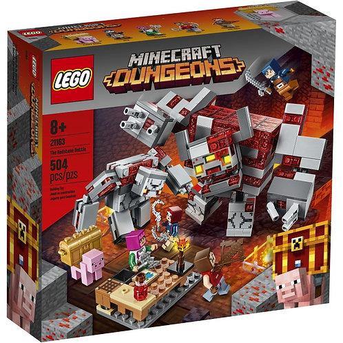 LEGO Minecraft 21163 Battle for Red / Битва за красную пыль