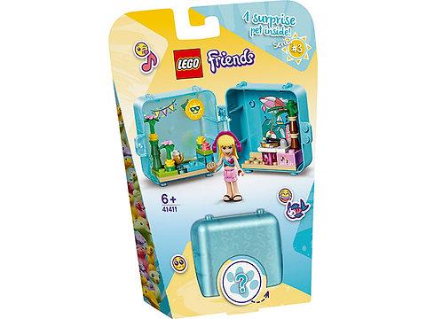 LEGO FRIENDS 41411 Cubul jucaus de vara al Stephaniei / игровая шкатулка Стефани