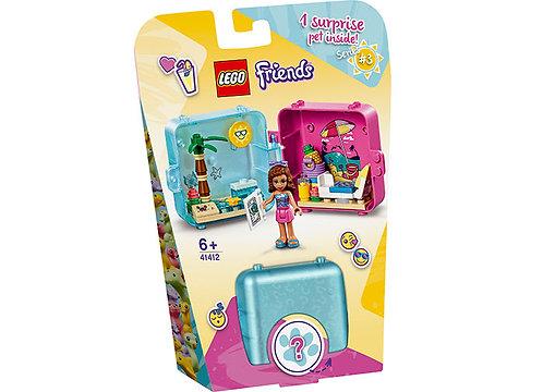 LEGO FRIENDS 41412 Cubul jucaus de vara al Oliviei / игровая шкатулка Оливии