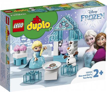 LEGO DUPLO 10920 Elsa si Olaf la Petrecere / Чаепитие у Эльзы и Олафа