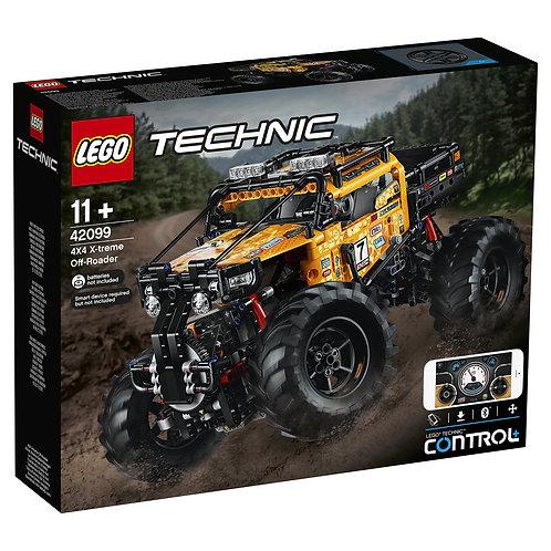 LEGO TECHNIC 42099 4x4 X-treme Off-Roader /
