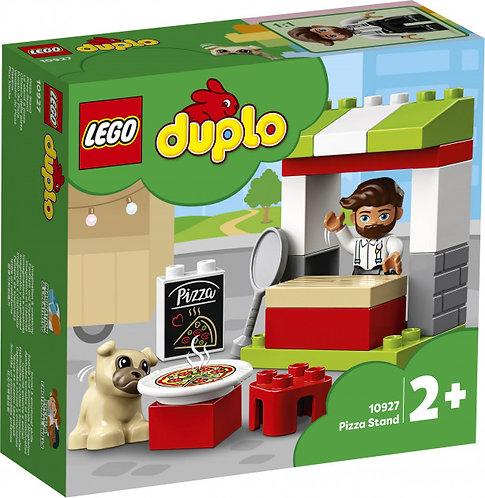 LEGO DUPLO 10927 Stand cu pizza / Киоск-пиццерия
