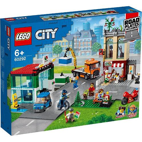 LEGO CITY 60292 Centrul orașului / Центр города