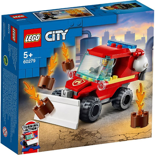 LEGO CITY 60279 Camion de pompieri / Пожарный автомобиль