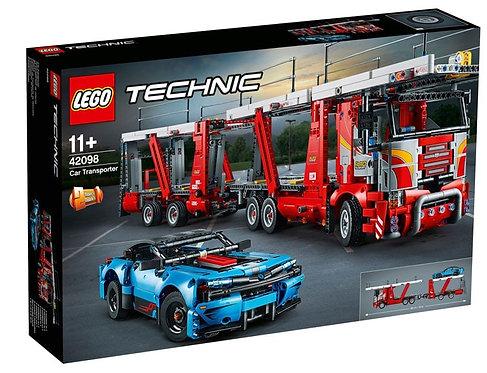 LEGO TECHNIC 42098 Transportor de masini / Автовоз