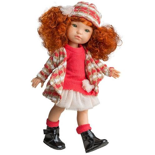 BERJUAN 846 Papusa din vinil 35cm / Кукла виниловая 35см