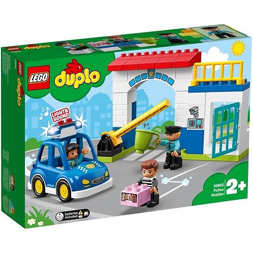LEGO DUPLO 10902 Sectie de politie / Полицейский участок