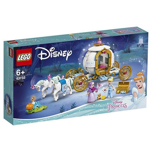 LEGO DISNEY 43192 Trasura regala a Cenusaresei / Королевская карета Золушки