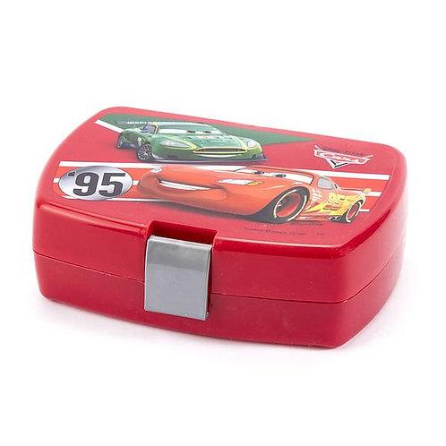 Cutie sandwich Disney Cars / Коробочка для еды Тачки