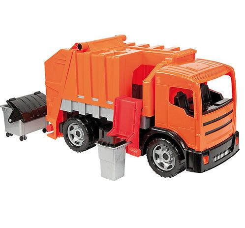 LENA 2166 Camionul pentru gunoi rezista 50kg/Мусорка выдерживает 50кг 72x3