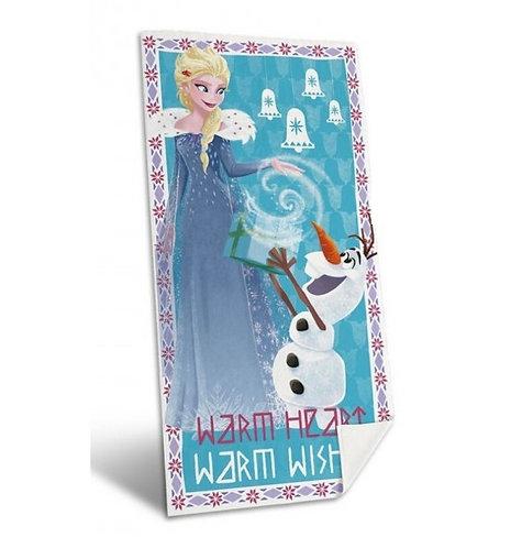 Frozen Elsa prosop 100% bumbac / Холодное сердце Полотенце 100% хлопок 70x140