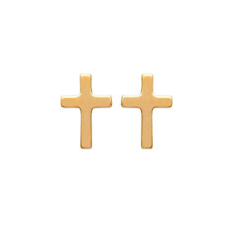 Cercei cruce / Серьги крестики