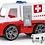 Thumbnail: LENA 4456 (2+) Ambulance / Машина скорой помощи 29x15x17 cm