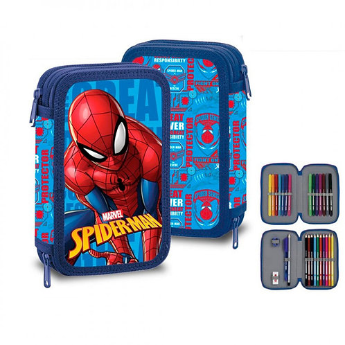 Spider man Caz de creion / Человек паук Пенал