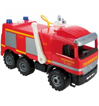 LENA 2058 Masina de pompieri / Пожарная машина 65x26x38 cm(in cutie / в коробке)