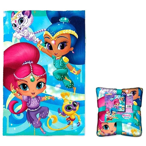 Shimmer and shine Paturica / Плед 100 * 150 cm
