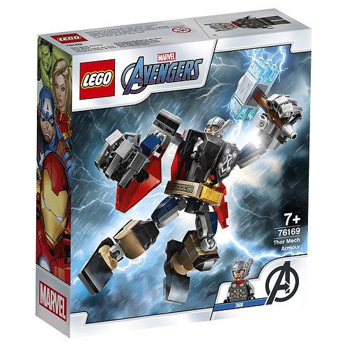 LEGO SUPER HERO 76169 Armura lui Thor / Тор: робот