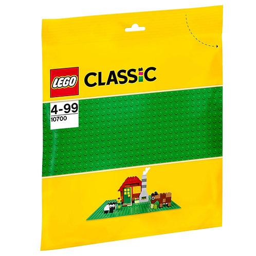 LEGO Classic Placa de baza / Пластина зеленого цвета 10700