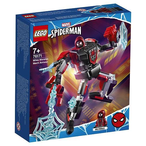 LEGO SUPER HERO 76171 Armura lui Miles Morales / Майлс Моралес: Робот