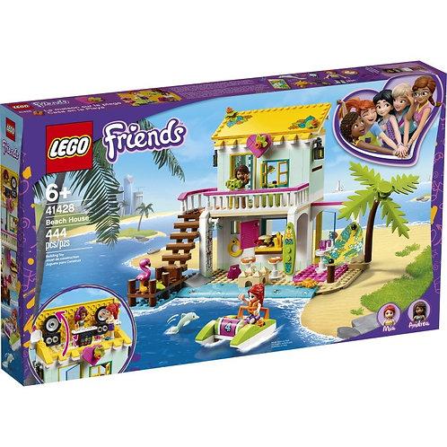 LEGO FRIENDS 41428 Casă pe plajă / Пляжный домик