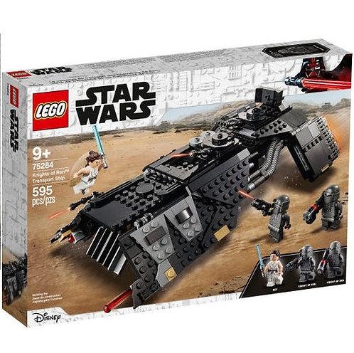 LEGO STAR WARS 75284 Navă de transport lui Ren/Транспортный корабль Рыцарей Рена