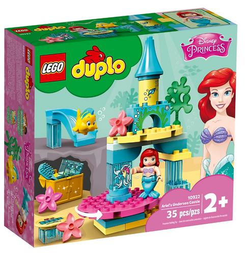 LEGO DUPLO 10922 Castelul lui Ariel / Подводный замок Ариэль
