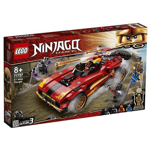 LEGO Ninjago 71737 X-1 Ninja Charger / Ниндзя-перехватчик Х-1