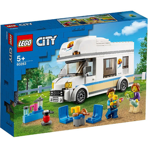 LEGO CITY 60283 Rulota de vacanta / Отпуск в доме на колесах -Кемпер