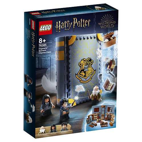 LEGO Harry Potter 76385 Ora de Farmece / Учеба в Хогвартсе: Урок заклинаний