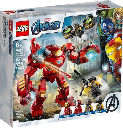 LEGO Avengers 76164 Iron man Hulkbuster / Халкбастер Железного человека