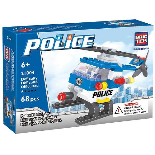Bric Tek 21004 Полицейский вертолет