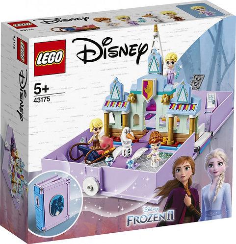 LEGO Disney 43175 Aventuri din cartea / Книга сказочных приключений Анны и Эльзы