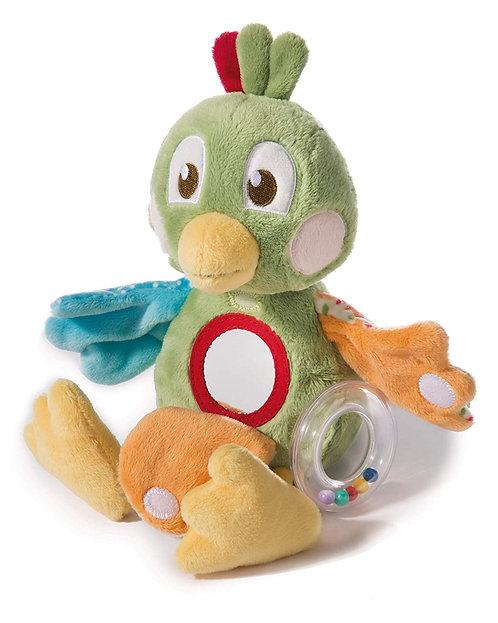NICI 43941 Pasare pentru bebelusi / Птичка для самых маленьких 23cm