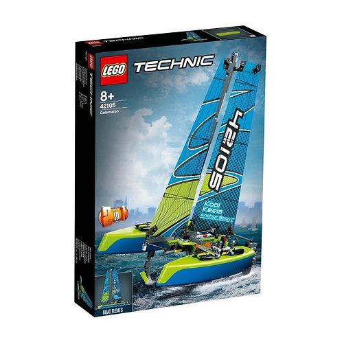 LEGO TECHNIC 42105 Катамаран / Catamaran